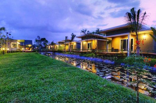 กรีน ทู รีสอร์ท จันทบุรี : Green 2 Resort Chanthaburi